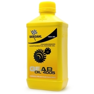 Изображение Трансмиссионное масло Bardahl Gear Oil 4005 75W90 1 л