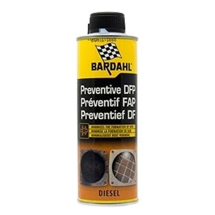 Изображение Присадка в дизельное топливо Bardahl Preventive DPF 300 мл.