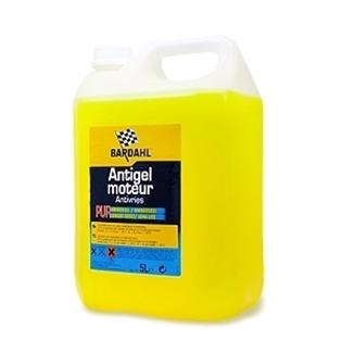 Picture of Универсальный антифриз Bardahl Universal Antifreeze 5 л.