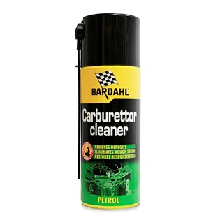 Изображение Спрей очиститель Bardahl Carburettor Cleaner 400 мл.