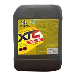 Изображение Моторное масло Bardahl XTC TRUCK 10W-40 20 л.