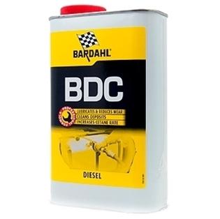 Изображение Комплексная присадка в дизельное топливо Bardahl BDC 1 л.