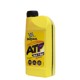 Изображение Трансмиссионное масло Bardahl ATF Multi 7 Gear 1 л.