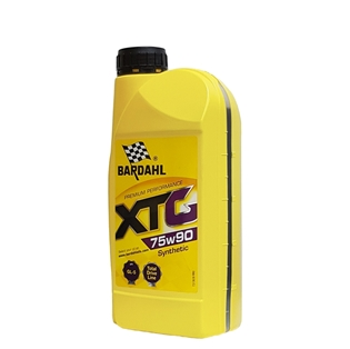 Изображение Трансмиссионное масло Bardahl XTG 75W90 1 л.