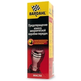 Изображение Присадка в трансмиссионное масло Bardahl Gear Oil Additive 150 мл.