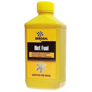 Изображение Антигель для дизельного топлива Bardahl Hot Fuel 1 л.