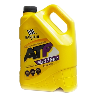 Изображение Трансмиссионное масло Bardahl ATF Multi 7 Gear 5 л.