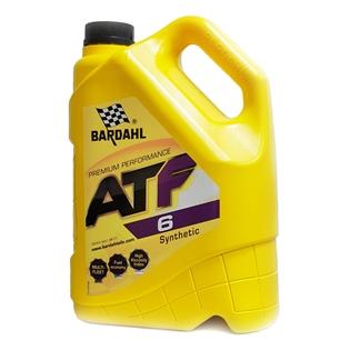 Изображение Трансмиссионное масло Bardahl ATF 6 5 л.
