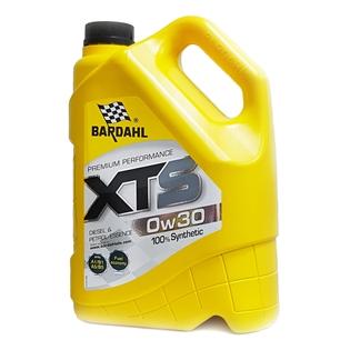 Изображение Моторное масло Bardahl XTS 0W30 5 л.