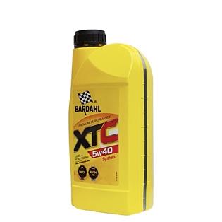 Изображение Моторное масло Bardahl XTC 5W40 1 л.