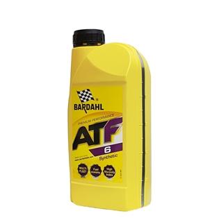 Изображение Трансмиссионное масло Bardahl ATF 6 1 л.