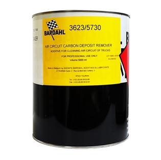 Изображение Bardahl air circuit carbon deposit remover, 5 л.