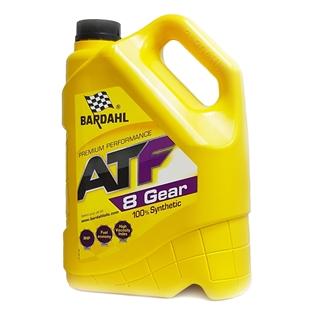 Изображение Трансмиссионное масло Bardahl ATF 8G 5 л.