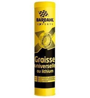 Изображение Универсальная литиевая смазка Bardahl Universal Grease AU Lithium 400 гр.