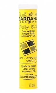 Изображение Универсальная полусинтетическая смазка Bardahl Poly S2 400 гр.