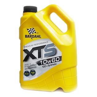 Изображение Моторное масло Bardahl XTS 10W60 4 л.
