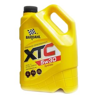 Изображение Моторное масло Bardahl XTC 5W30 4 л.
