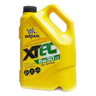 Изображение Масло моторное Bardahl XTEC 5W30 С2 4 л.